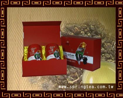 阿里山高山烏龍茶清香禮盒