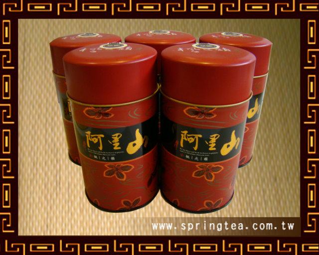 阿里山高山烏龍茶(濃香)(生)