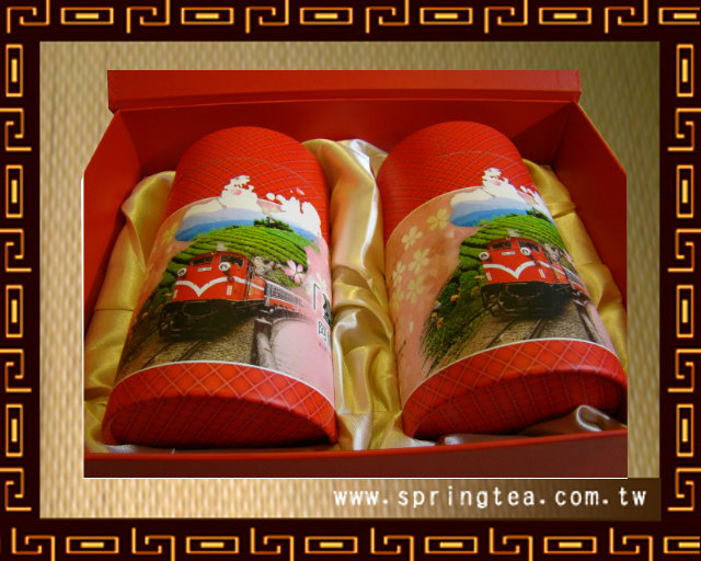特級阿里山高山烏龍茶禮盒