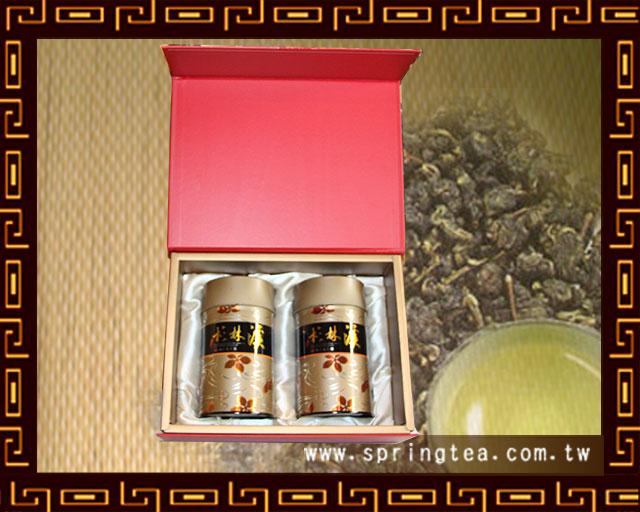 杉林溪高山烏龍茶禮盒(半斤)