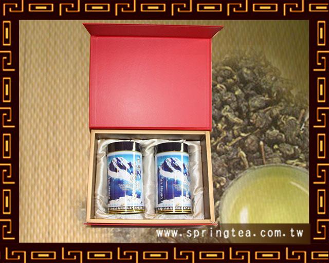玉山高山烏龍茶禮盒(半斤)