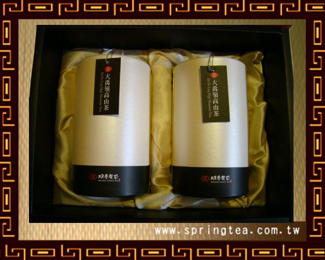 大禹嶺高山烏龍茶禮盒(半斤)