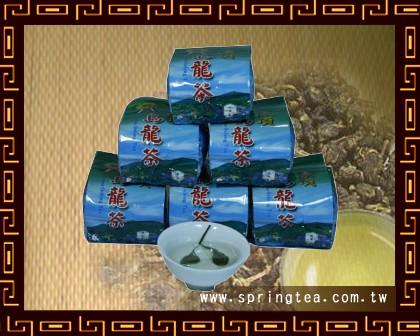 凍頂烏龍茶(熟香)(半生)