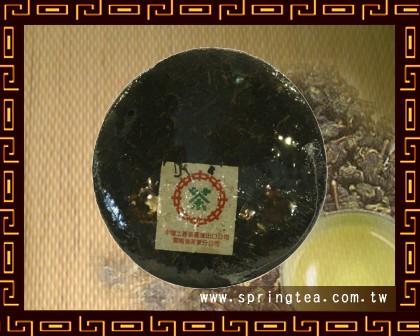 陳年普洱茶餅(熟餅)
