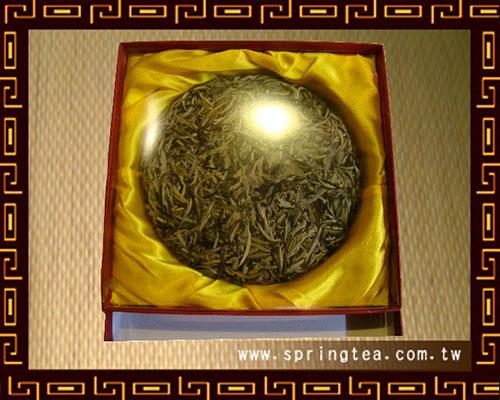 白豪普洱茶餅(生)