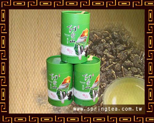 阿里山高山金萱茶(生)(奶香)