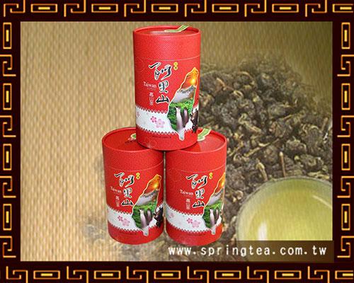 阿里山高山烏龍茶(清香)(生)